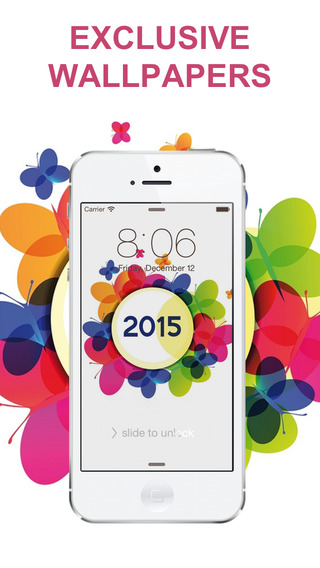 Happy New Year 2015 Exclusive Wallpapers