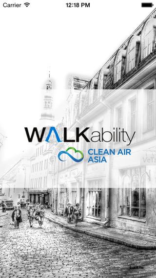 【免費天氣App】Walkability App-APP點子