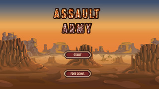 Assault Army – Tanks and Soldiers Game in a World of Battle