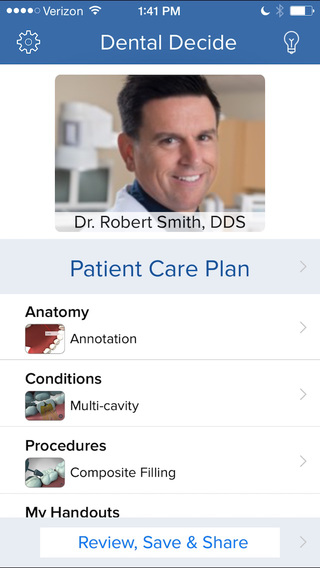 Dental Decide - Patient Engagement Tools for Healthcare Providers