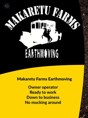 Makaretu Farms Earthmoving