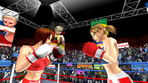Woman Fists For Fighting WFx3