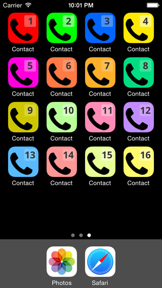 Speed Dial Contact 6
