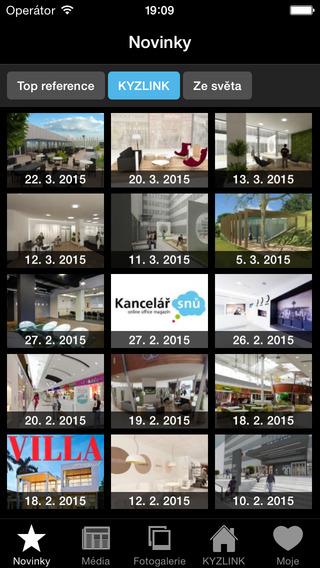 KYZLINK architects interior