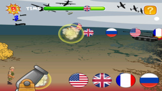 Shoot The Country Flags - Shooting The Military Brigade With A Cannor For A Warfare FULL by The Other Games