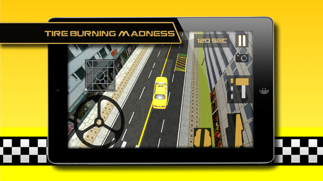 Taxi Parking Simulator 3D