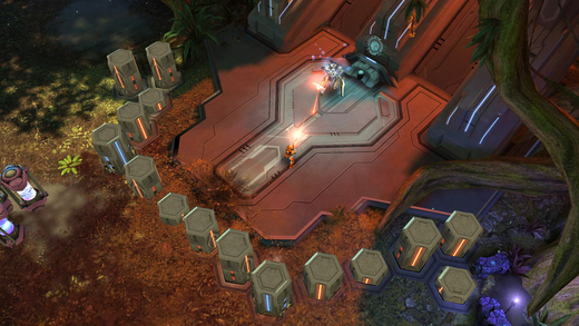 Halo: Spartan Strike Screenshot