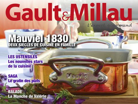 Gault Millau Mauviel 1830
