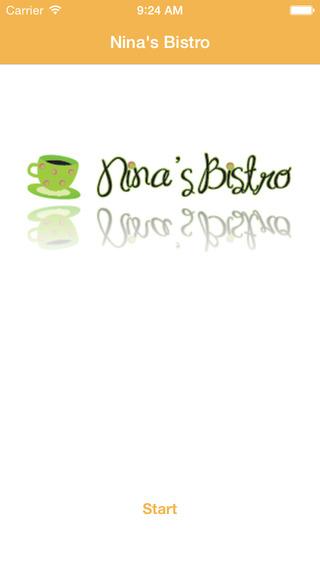 Nina's Bistro Mobile