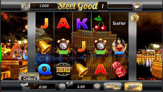 Aaaaalibaba Steel Good - Slots FREE Game