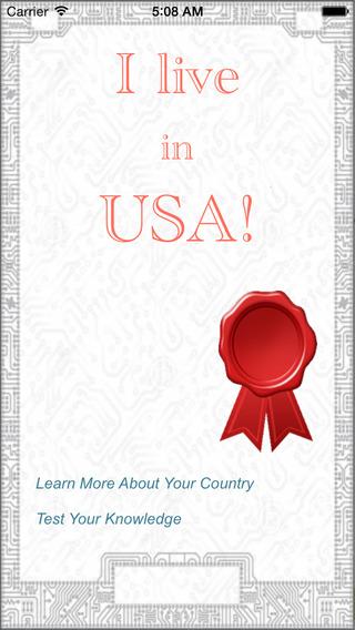 USA Proud Resident