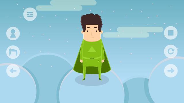 Talking Fantastics - Four Superheroes