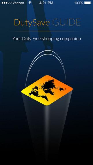DutySave Guide: Duty Free shopping companion