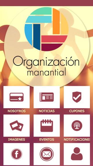 ONG Asociación Manantial
