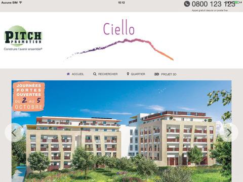 Ciello - Pitch Promotion