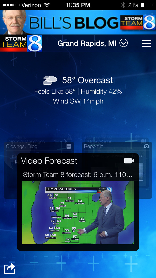 Storm Team 8 - WOOD TV8 Weather