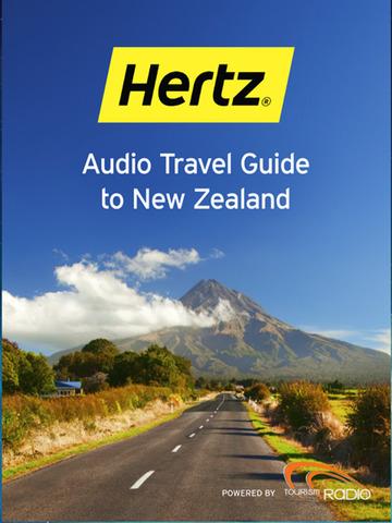 hertz new zealand travel guide app app. Black Bedroom Furniture Sets. Home Design Ideas