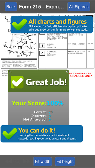 GroundSchool UK IMC RATING Theory Exam Preparation iPhone Screenshot 5