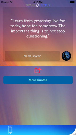 Spark Quotes