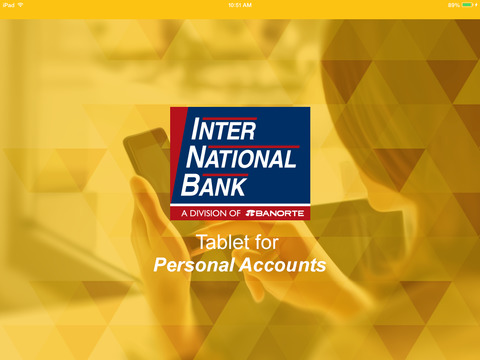 Inter National Bank for Personal Accounts
