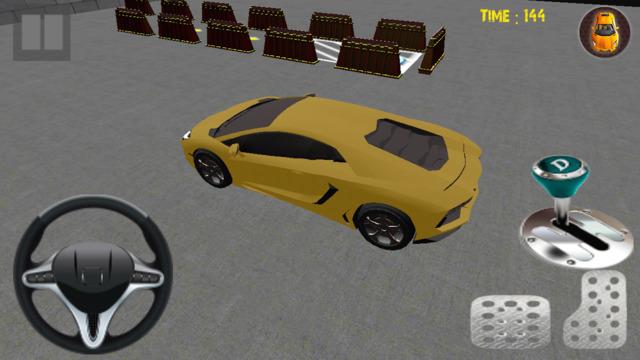 Marcialago Parking Simulation