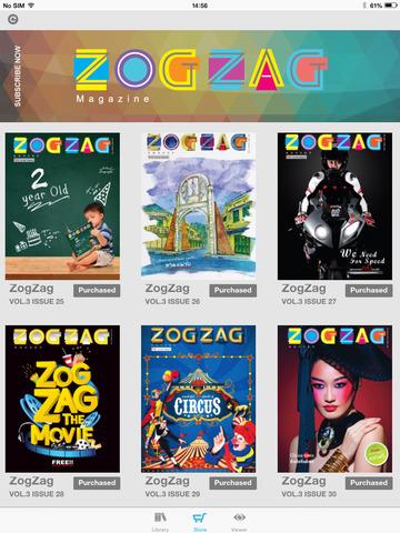 ZogZag Magazine