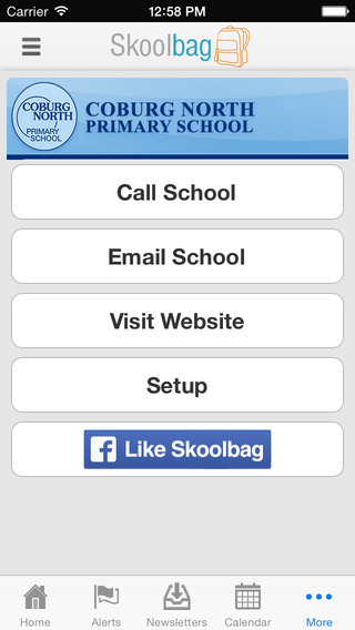 Coburg North Primary School - Skoolbag