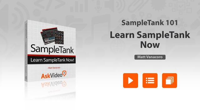 Course For SampleTank 101