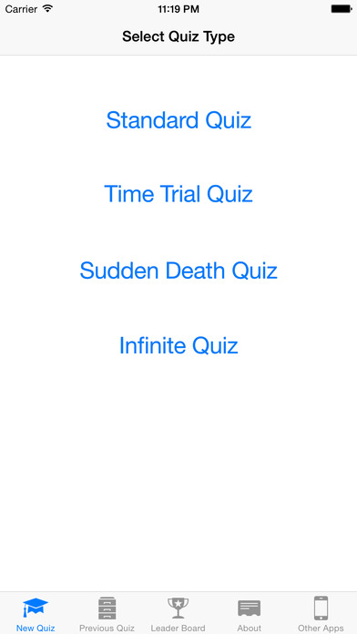 Math Quiz iPhone Screenshot 4