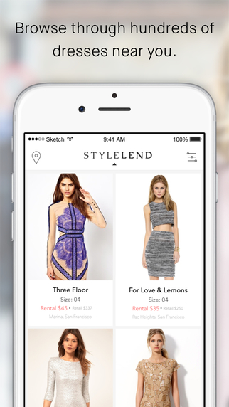 Style Lend: Rent Designer Dresses Near You