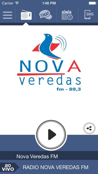 Rádio Nova Veredas FM