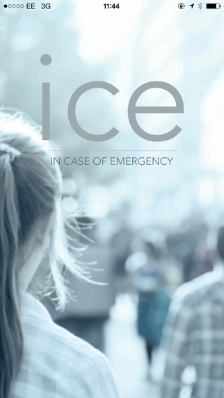 ICE: In Case of Emergency – Share your location stay connected to friends family when you need help