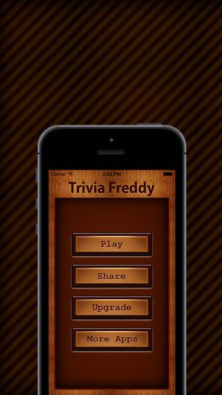Trivia : Freddy Friends