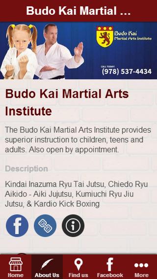 Budo Kai Martial Arts