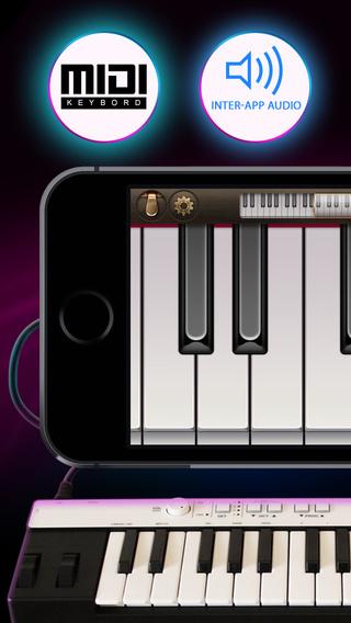 乐器模拟 真正钢琴 : Real Grand Piano [iOS]