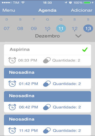 MediBox - Lembrete de Medicamentos screenshot 3