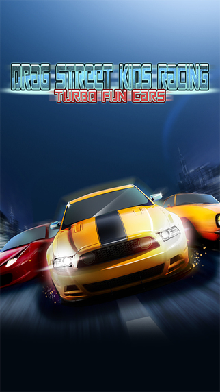 `Drag Street Theft Speed Racing - Turbo Kids Games