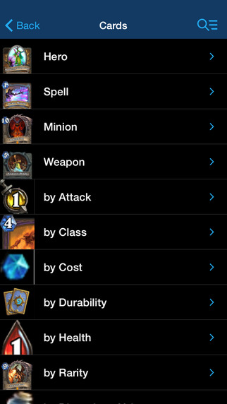 Wikia: Hearthstone Fan App