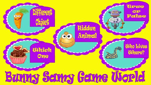 Bunny Samy Play World