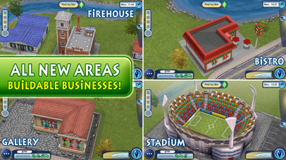 The Sims 3 Ambitions screenshot 4