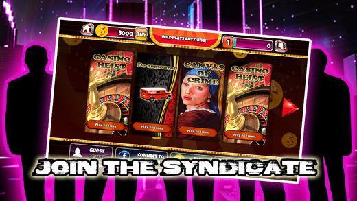 Las Vegas Crime Syndicate Multiline Slots – FREE Mega Million Progressive Slotmachine Casino Game