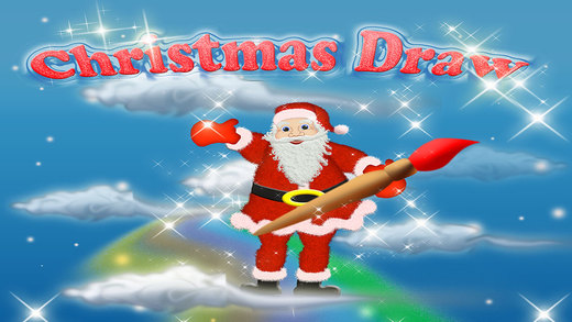 Christmas Fun Draw - Draw With A Smile