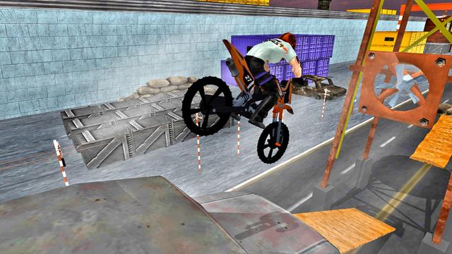 Motorbike Trial Simulator 3D