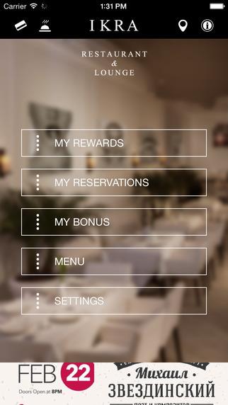 IKRA Restaurant Lounge