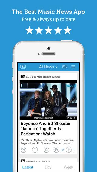 Music News Charts Videos - Newsfusion