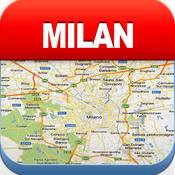 Milan Offline Map – City Metro Airport [iOS]