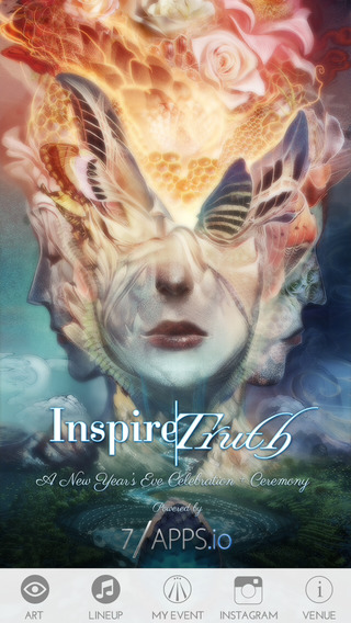 Inspire Truth: A New Year's Eve Celebration Ceremony