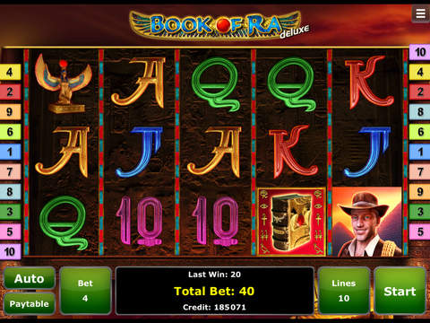 iphone 4 book of ra cheat