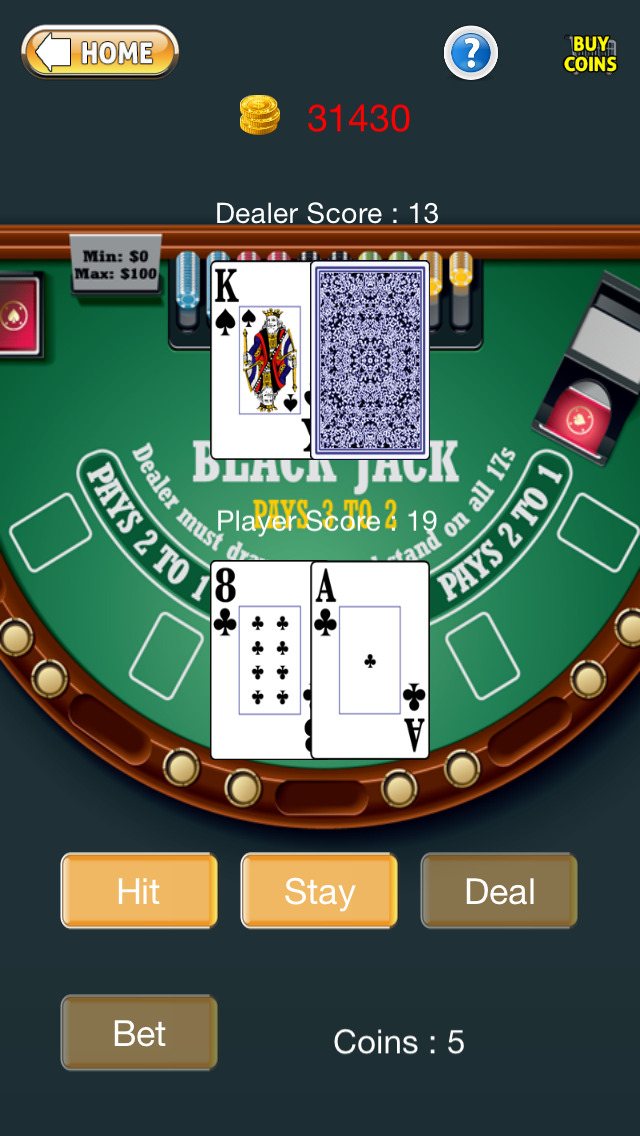 Blackjack rules 2 aces