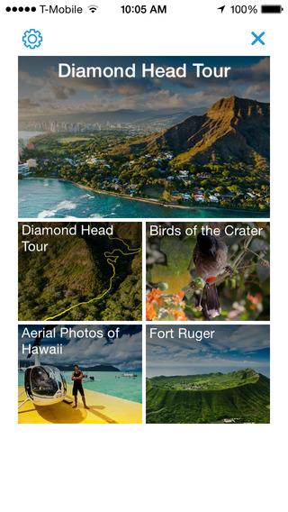 Diamond Head Crater Tour